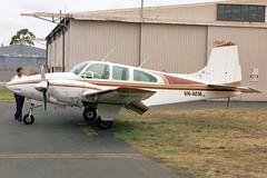 VH-AEM B95 TD-682 MBW Jan-03 (K West1) Tags: jan03 mbw b95 vhaem td682