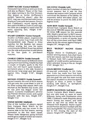 Clydebank vs Celtic - 1986 - Page 5 (The Sky Strikers) Tags: official fine scottish match celtic premier fare league programme the clydebank 50p bankies kilbowie