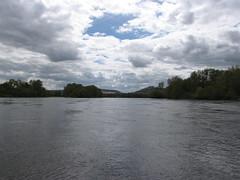 IMG_9514 (NICOB-) Tags: soleil eau arbres cher nuages bourgogne loire sancerre printemps contrejour fleuve nivre cosnesurloire
