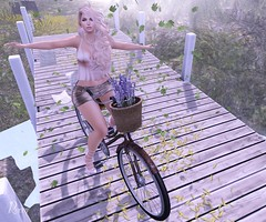 A beautiful day outside (RoxxyPink) Tags: pink fashion hair blog mesh mandala sl secondlife empire swallow anybody puki roxxy maitreya slink meshhead project7 meshbody bensbeauty besom~ fashionuschies vision} roxxypink vision}sf