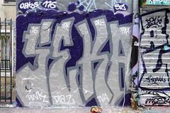 Seka (Ruepestre) Tags: urban streetart paris france art graffiti urbanexploration urbain seka