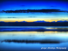 Twilight Calm (George Stenberg Photography) Tags: water reflections twilight pacificnorthwest washingtonstate calmwater