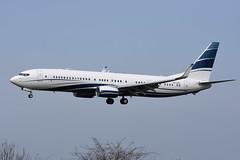 VP-CEC.LHR020416 (MarkP51) Tags: london plane airplane airport nikon image heathrow aircraft aviation boeing airliner lhr bizjet egll corporatejet vpcec d7200 b7379gp markp51