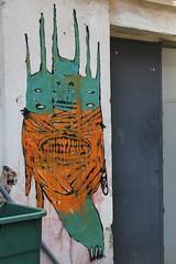Bault_1283 rue Carrire Mainguet Paris 11 (meuh1246) Tags: streetart paris paris11 bault ruecarriremainguet