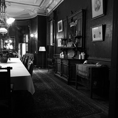 Hegeler Carus Mansion Interior - La Salle, IL - 30 Apr 2016 - 035 (Andre's Street Photography) Tags: blackandwhite blancoynegro tourism architecture canon river eos illinois tour noiretblanc zwartwit interior landmark tourist architect valley lasalle mansion decor interiordesign bwphotography attraction woodpaneling 1874 carus nationallandmark illinoisvalley 5ds enjoyillinois lasalleil hegelercarusmansion ef2470f4l wwboyington augustfiedler hegeler hegelercarusmansioninteriorlasalleil30apr2016 enjoylasallecounty