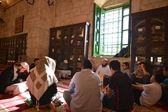 Lesson Community in Aqsa Mosque (ilmikadim) Tags: child muslim islam jerusalem mosque lesson alaqsa camii kuds