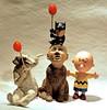A Photographic Study of Cherry Tomatos Stuck on Toothpicks (ricko) Tags: stilllife toys surreal figurines toothpicks batman charliebrown 2016 dogman cherrytomatos dogboy 124366