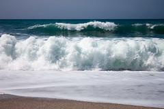 IMG_4266 (anroir) Tags: espaa beach nature andaluca sand waves playa es almera cabodegata aguaamarga lasnegras parquenaturalcabodegata