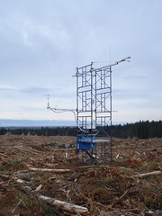 HDF11 Research Tower (ubcmicromet) Tags: hdf11 fluxnet eddy covariance carbondioxide carboncycle clearcut forestharvesting caca1 ubc micrometeorology co2 research universityofbritishcolumbia theuniversityofbritishcolumbia geography atmosphericscience ubcgeography science climate climatology