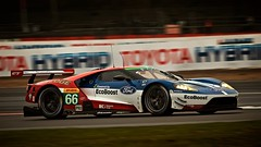 Ford GT - Chip Ganassi Team (Gary8444) Tags: world ford canon championship 66 silverstone april gt endurance motorsport 2016 wec
