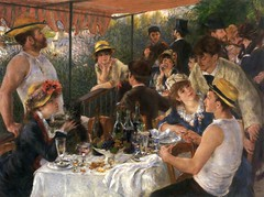 The Luncheon of the Boating Party (Greenbelter) Tags: