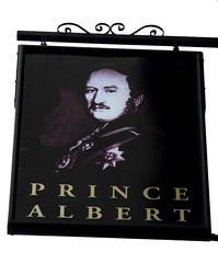 Prince Albert (Draopsnai) Tags: portrait pub princealbert nottinghill pubsign kensingtonandchelsea pembridgeroad