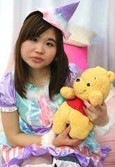 If Party Boys Get Fresh (emotiroi auranaut) Tags: bear party cute girl hat fashion female hope parents outfit pretty sweet feminine adorable style teen attractive teenager winniethepooh lovely ask teenage asking femininity hoping