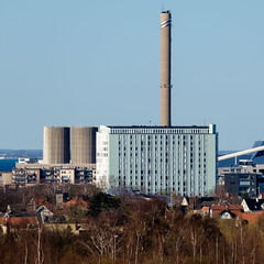 Limhamn Skyline (Hkan Dahlstrm) Tags: industry architecture photography se skne sweden cropped malm f71 2016 limhamn skneln vster xe2 sek xc50230mmf4567ois 11311042016174639