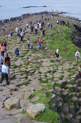Giant's Causeway (zenitpetersburg) Tags: county uk ireland or an na giants northern tha causeway antrim causey clochán aifir bhfomhórach