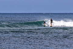 Kauai Surfers (sibnet2000) Tags: surfing kauai surfers hanaleibay canon400mmf56l canon7dmarkii