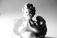 Angel (Gerry Beck) Tags: bw angel blackwhite sw stil