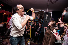 Mr. Shankly and the Franklys (Chris Gethards The Smiths cover band) at Suburbia in Brooklyn, NY on 2/6/16 (Nick Karp Photography) Tags: suburbia bushwick thesmiths chrisgethard tcgs thechrisgethardshow mrshanklyandthefranklys