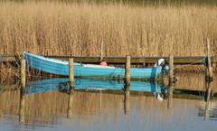 Boat reflection (Jaedde & Sis) Tags: reflection boat 15challengeswinner