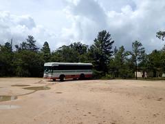 Belize City - Bus (The Popular Consciousness) Tags: belize belizecity centralamerica