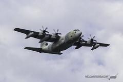 C130J - KUWAIT AIR FORCE (Florian Mallet Photo) Tags: sky cloud plane force military air kuwait spotting militaire quadri hlice c130j