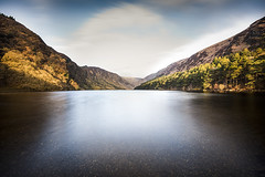 Glendalough (Rus) Tags: longexposure landscape glendalough wicklow manfrotto upperlake nd400 scotspines camaderry stocklens leefilters ndgradfilters anspinc minersroad nikond5000