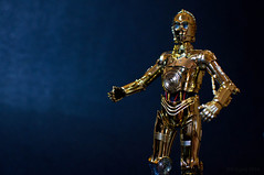 C3P0 rule3 2 (Malasad0) Tags: scale toy star robot model plastic wars android droid c3po bandai protocol