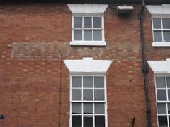53 Regent Street, Leamington Spa (LookaroundAnne) Tags: windows leamington warwickshire leamingtonspa ghostsign royalleamingtonspa gwuk