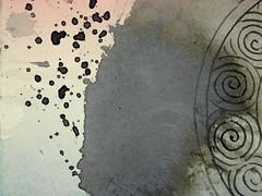 DSC09493 (scott_waterman) Tags: detail ink watercolor painting paper lotus gouache lotusflower scottwaterman