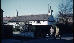 Cummins Ave Devon Cottage 1970's ST0818 Gorse Lane To Right (Formby Civic Society) Tags: merseyside formby devoncottage cumminsave