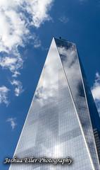 Freedom Tower (Joshua Eller) Tags: newyorkcity financialdistrict rememberance manhatten 911memorial freedomtower worldtradecentermemorial