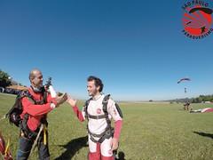 G0049843 (So Paulo Paraquedismo) Tags: skydive tandem freefall voo paraquedas quedalivre adrenalina saltar paraquedismo emocao saltoduplo saopauloparaquedismo