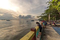 Sunset - Balikpapan (innlai) Tags: sunset nikon d750 balikpapan 1424