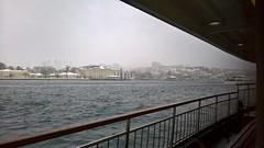 Besiktas view from the Bosphorus ([soksa]icy) Tags: turkey istanbul turquie bosphorus revival 2016
