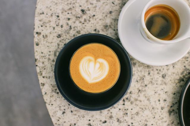 台中 西區–可愛也能堅若磐石–Solidbean Coffee Roasters