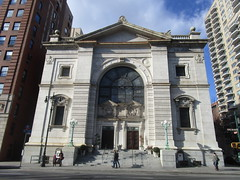 Second Church of Christ, Scientist (cohodas208c) Tags: newyorkcity church architecture 1900 christianscience centralparkwest frederickcomstock