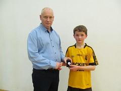 Boys U11 Final Presentation Eoin Donaghy
