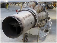 Hispano-Suiza/Rolls Royce VERDON (Aerofossile2012) Tags: france museum fighter aircraft aviation engine rollsroyce muse tay avion verdon hispanosuiza dassault moteur 2014 chasseur montlimar armedelair mystreiva