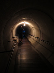 Tunnel (Jellibat) Tags: art museum gallery artgallery australia tunnel mona tasmania hobart berridale museumofoldandnewart