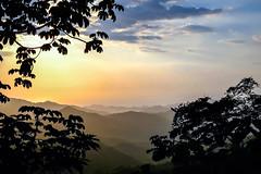 Sunset Over Santa Marta (kelaxto) Tags: travel sunset southamerica nature colors colombia santamarta minca