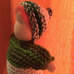 #wool #waldorfdoll #winter #tender #organicdoll #organictoys #presents #doll #fairytales #gift #girl #gnomes #handmade #handcraft #kids #kinder #love #cute #colours #boy #baby #naturaltoys #naturalwool #mallorca #madewithlove #puppe #steinerdoll (woollentales) Tags: wool fairytales waldorfdoll steinerdoll organictoys naturalwool