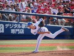 小杉陽太 / Yokohama Stadium (zaki.hmkc) Tags: baseball 投手 選手 小杉陽太 横浜denaベイスターズbaystars