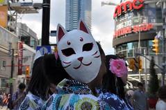 Matsuri! (zumakuma) Tags: street summer toronto festival matsuri dundassquare summerfestival blipfoto