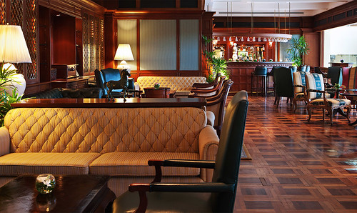 De Marco Polo Bar van Dusit Thani Hua Hin