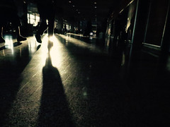 Airport {33/366} (therealjoeo) Tags: shadow austin airport texas 365 366 365project