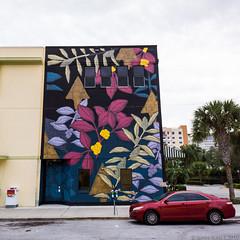 20160131 Lunar City Place WPB 29 (James Scott S) Tags: city art painting graffiti us place unitedstates florida district clematis westpalmbeach hasselblad lunar lrcc