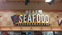 Meat & Seafood Close-Up (Retail Retell) Tags: county retail store industrial tn circus memphis s east perkins shelby former grocery decor schnucks kroger albertsons seessels