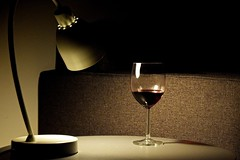 Red red wine (Kai Beinert) Tags: stilllife stilleben wine wein inddor home art dark