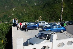 A view at the parking by the Great Wall near Huairou (adamba100) Tags: life china road street city trip travel light boy portrait people woman mountain man color colour cute male men tourism lamp girl beautiful beauty face field female children landscape asian person star town canal kid interesting women asia pretty vietnamese cityscape child play view outdoor hill innocent sightseeing chinese decoration beijing lifestyle style charm korea headshot tourist vietnam sidewalk mongolia korean human thai innocence mountainside lantern gadget grassland pure channel pendant foothill purity mongolian