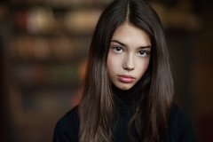 Portrait (Maxim Maximov) Tags: portrait girl beautiful  2016  portrait2015